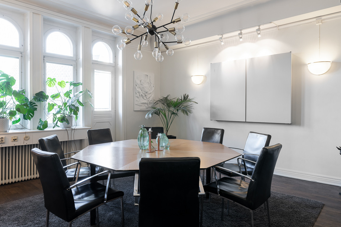 Kontoret Nybroviken - Konferens