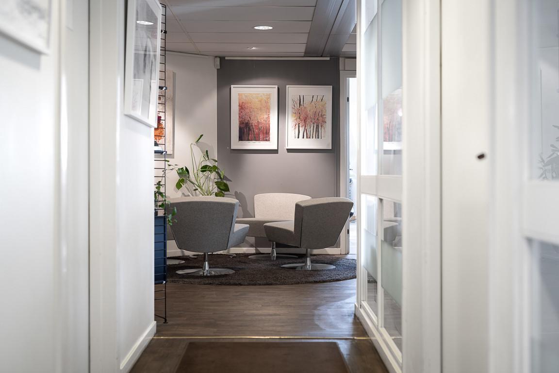 Kontoret Nybroviken - Lounge