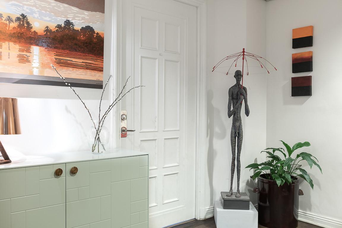 Kontoret Nybroviken - Konst