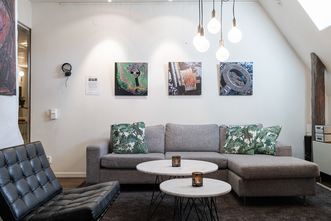 Kontoret Nybroviken - Sociala ytor