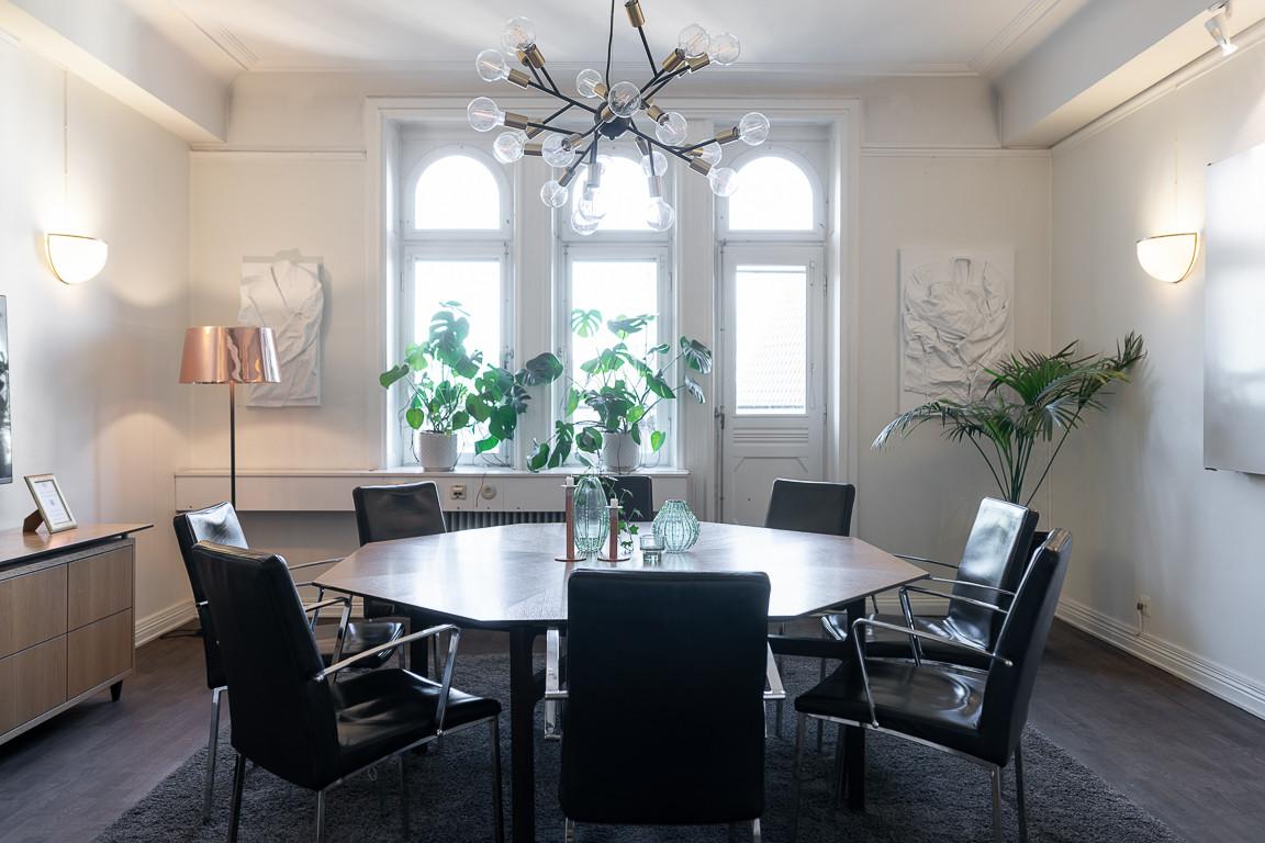 Kontoret Nybroviken - Konferensrum