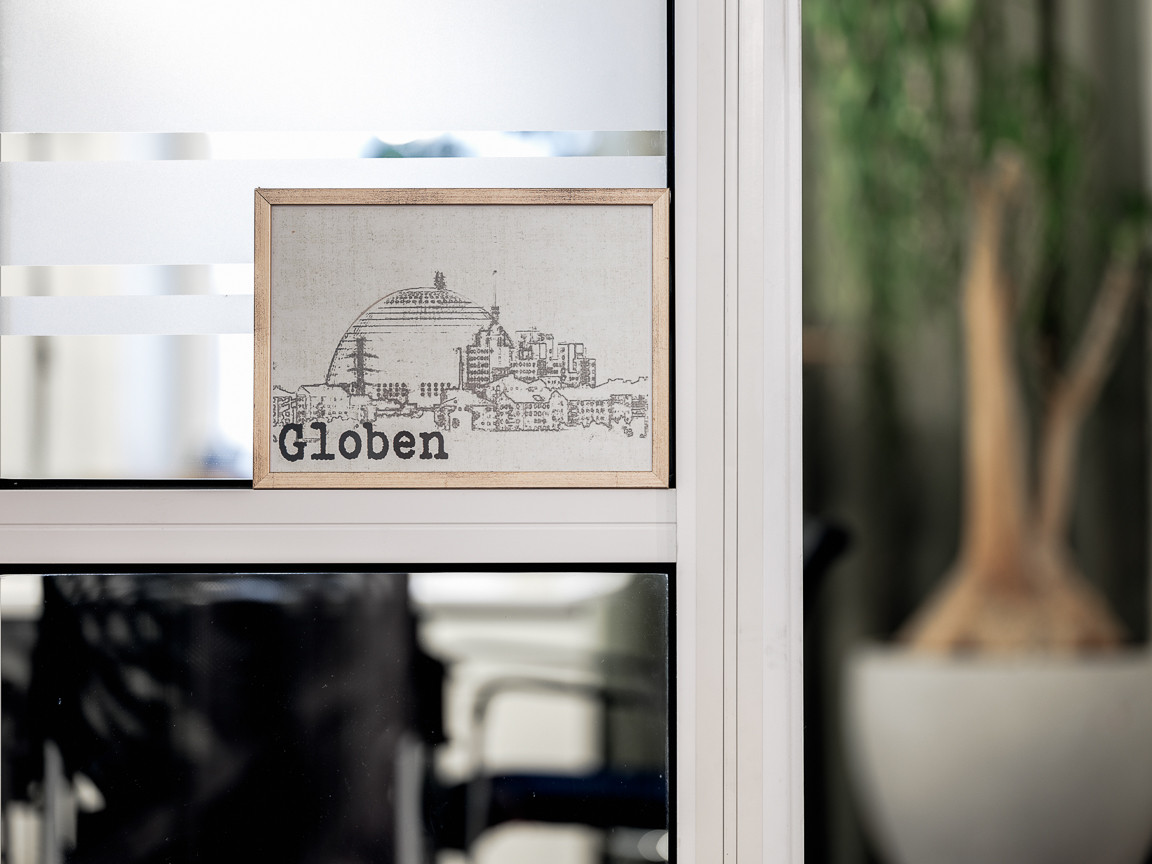Office Globen - art