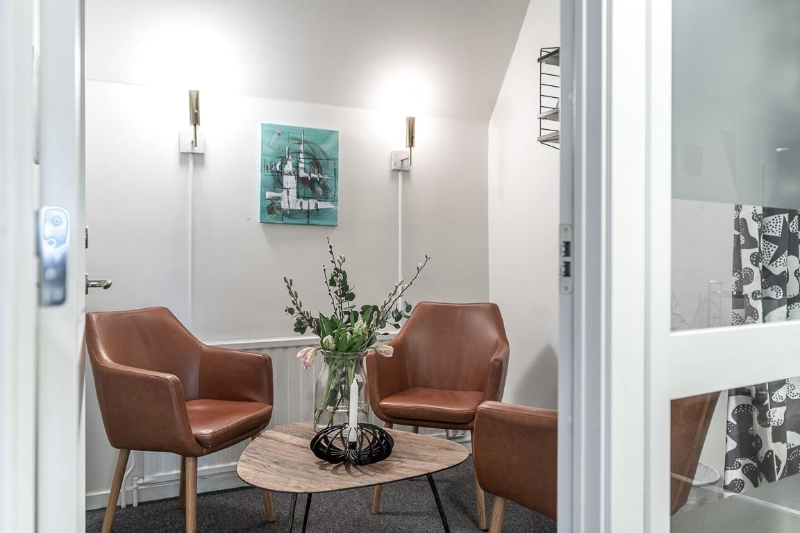 Kontoret Nybroviken - Mötesrum