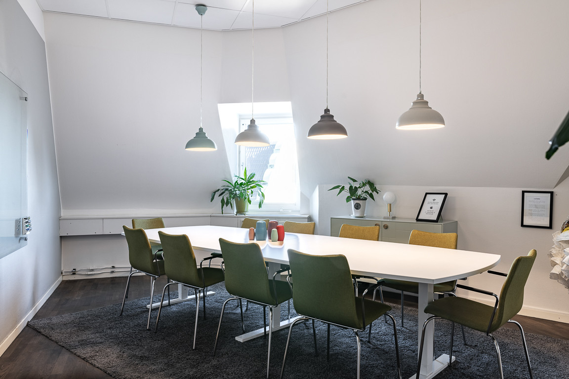 Kontoret Nybroviken - Möte