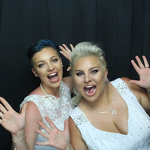 Amy & Lauren's Wedding Day