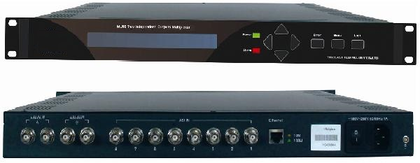 MU02 two separate output multiplexer