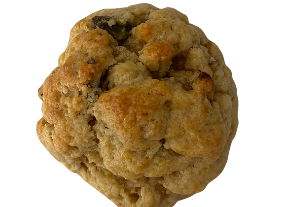 ROSEWATER AND PISTACHIO COOKIE