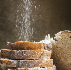 Can Lighthouse flour be used in a bread machine?
