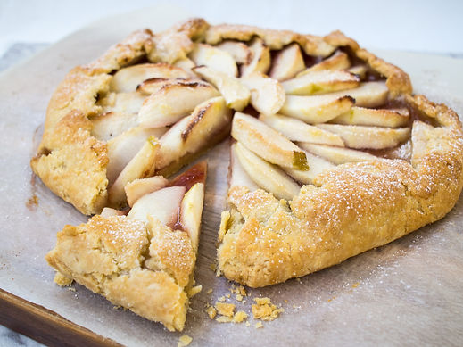 Apple Gallette