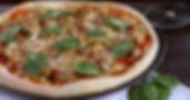 Artichoke & Pancetta Pizza