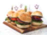 Classic Barbeque Burgers