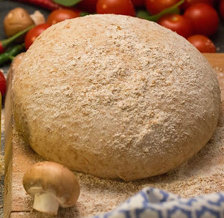 Wholemeal Pizza Dough