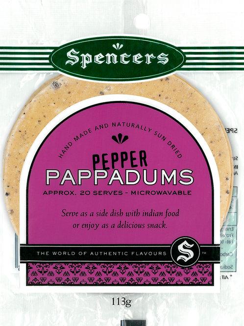 Pepper 10 X 113 g