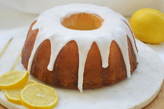 Lemon Bliss Bundt Cake