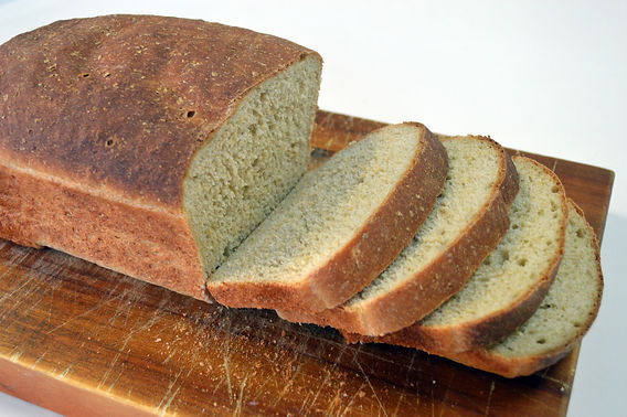 Soft Honey Wholemeal Bread