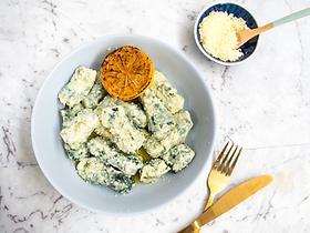 Spinach & Ricotta Gnocchi