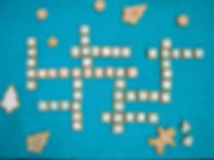 Gingerbread Scrabble
