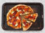 Prosciutto & Zucchini Pizza