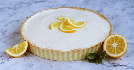 Lemon Cream Cheese Tart
