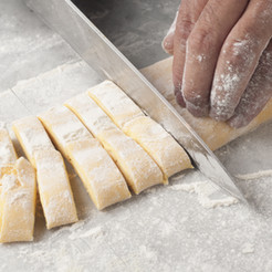 Do I need a pasta machine to make pasta?