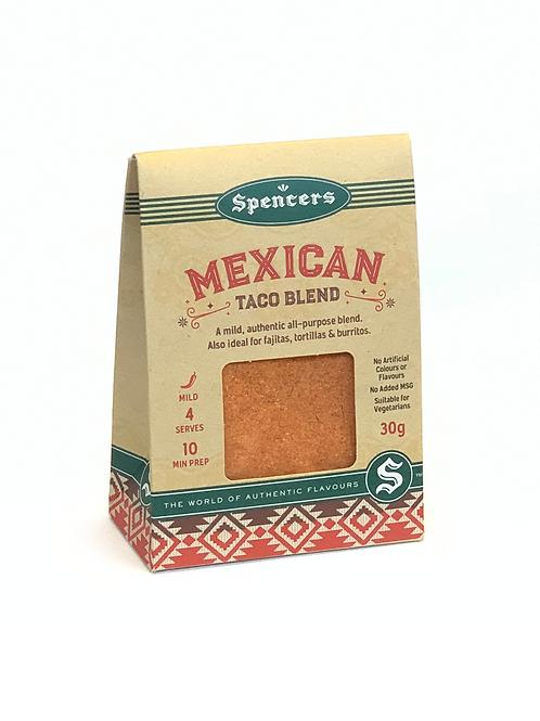 Mexican Taco Blend 6 X 30 g