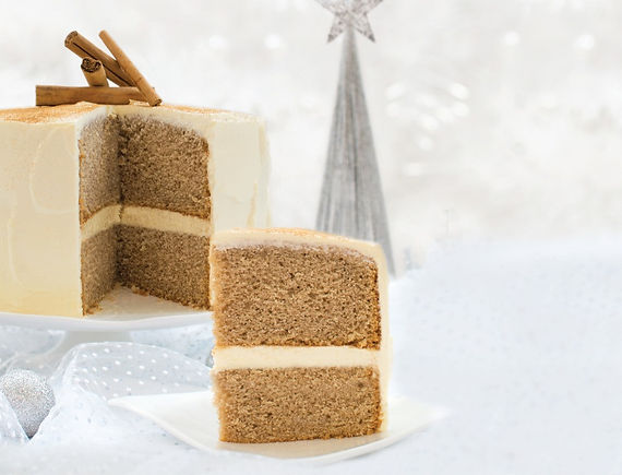 Christmas Spiced Cake