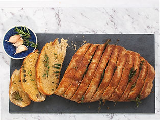 Herb & Garlic Bread