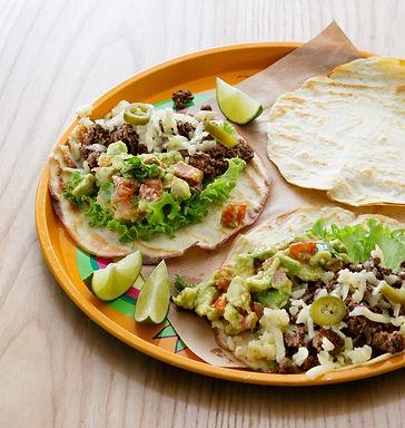 Spicy Beef Burrito