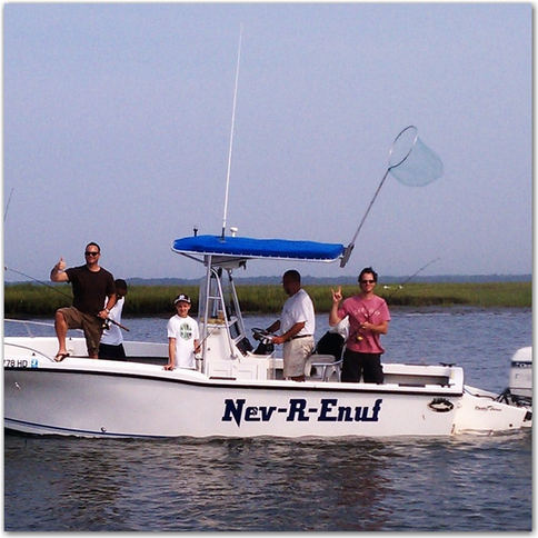 Nev-R-Enuf