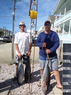 36YF Kevin Docs Yellowfins