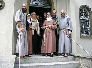 Orden ... warum geht man ins Kloster?