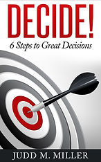 DECIDE! Book Cover - Click to Buy the Book
