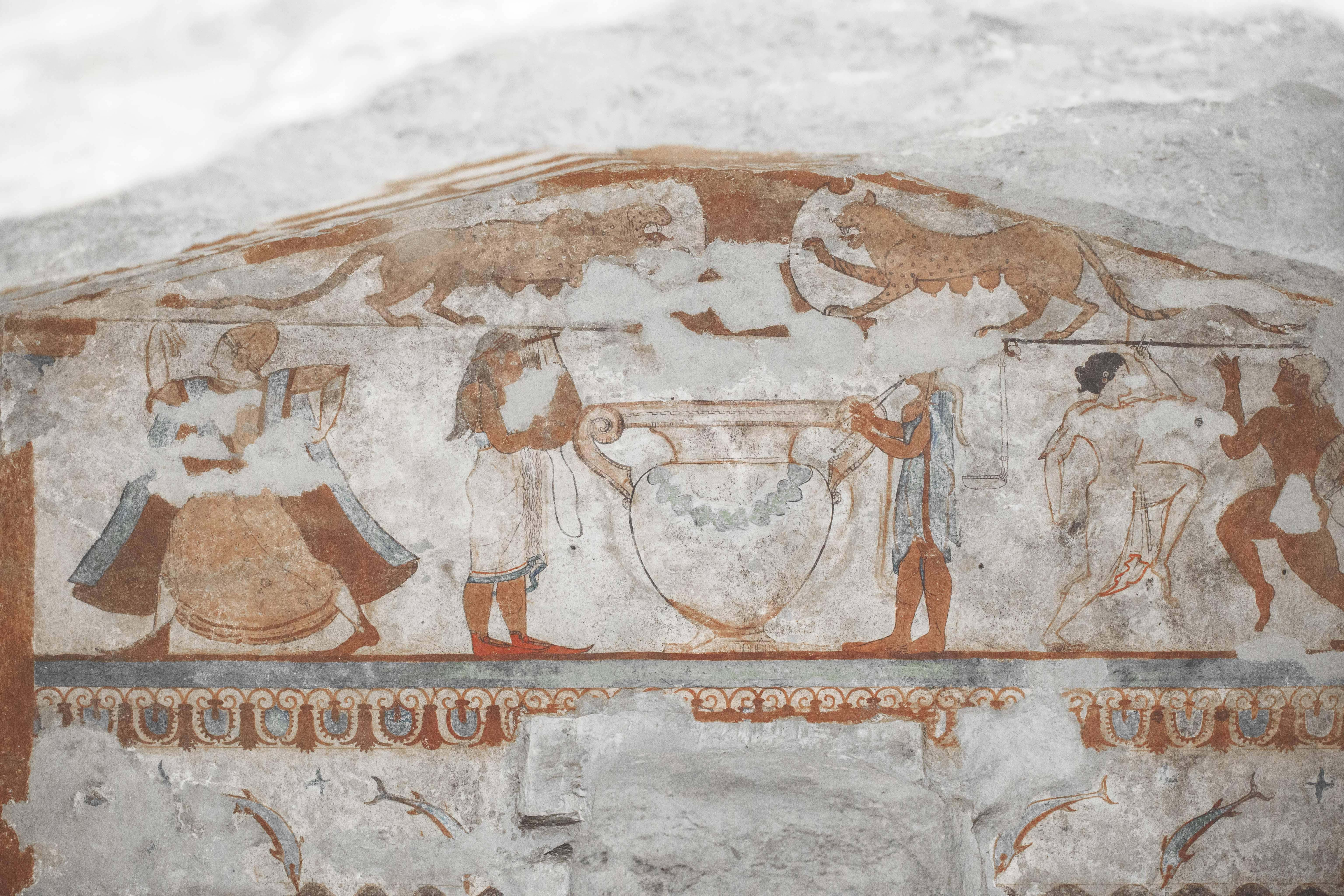 Tarquinia - Etruschi