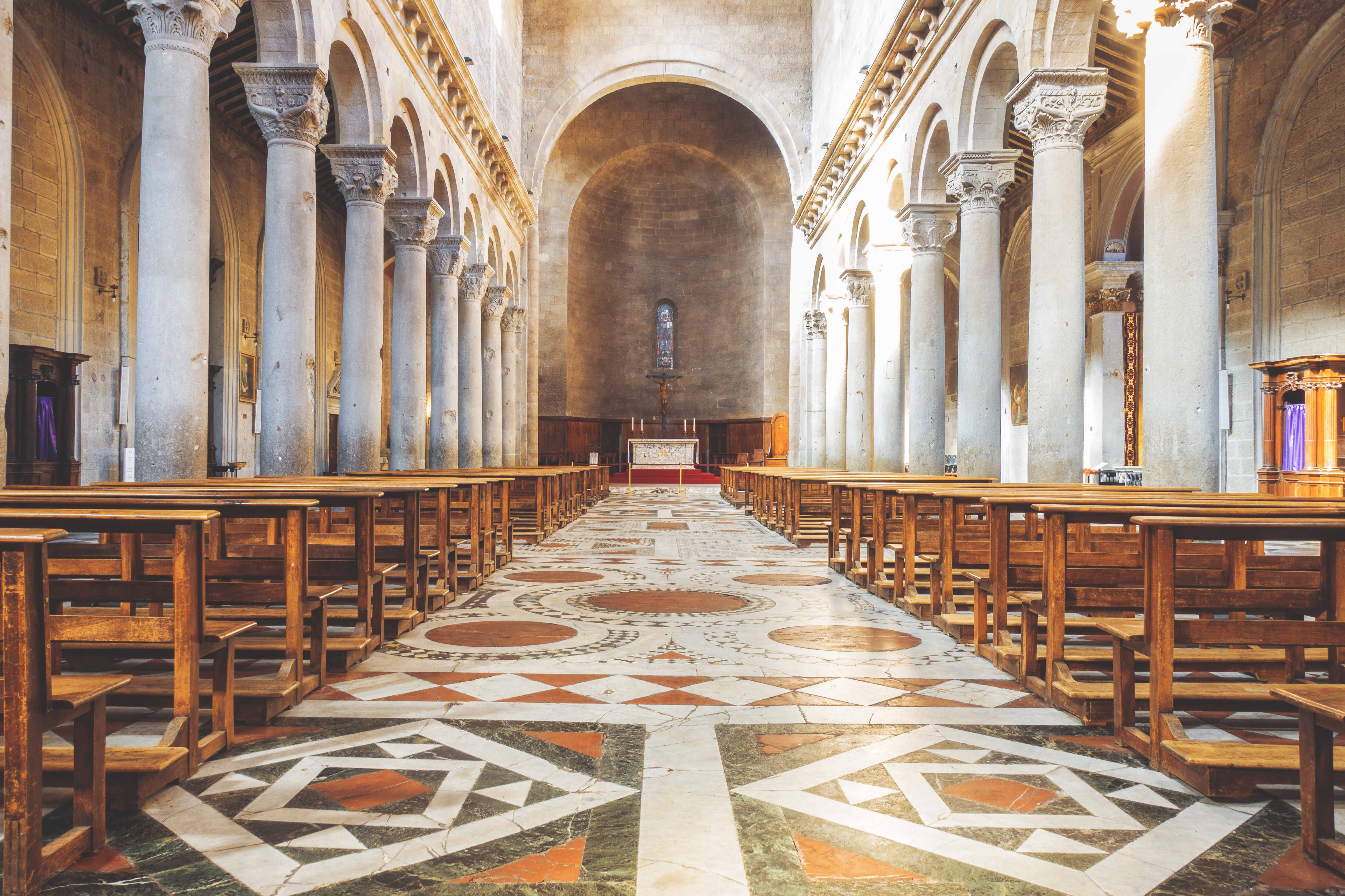 Viterbo - Duomo