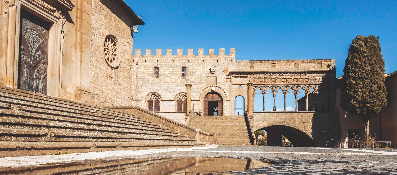 Viterbo - Duomo e Palazzo Papale
