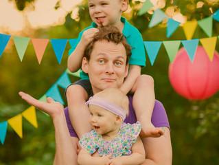Как подключить мужа к воспитанию ребенка