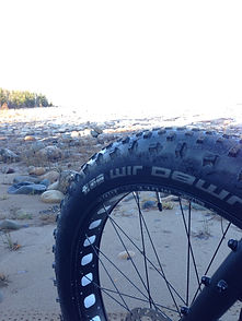 fat bike tire