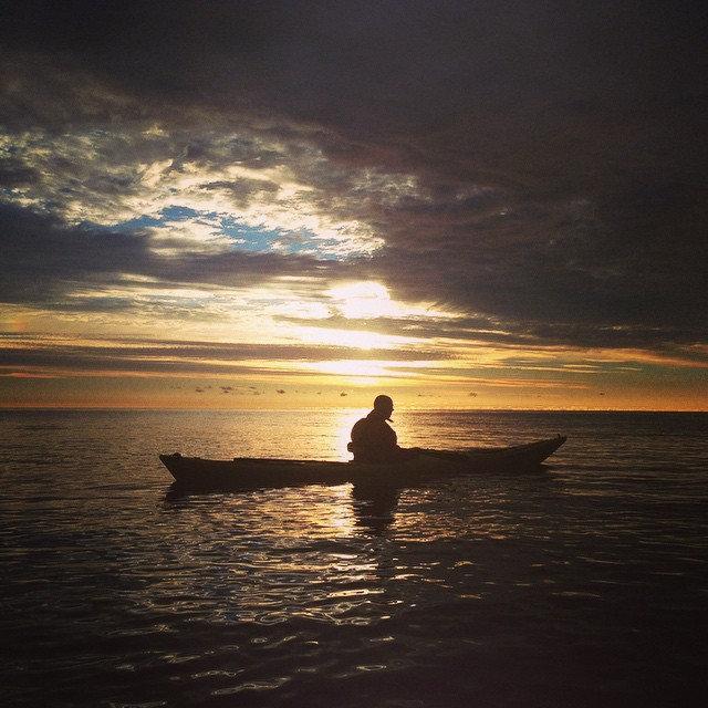 Sun Rise & Sun Set Paddle