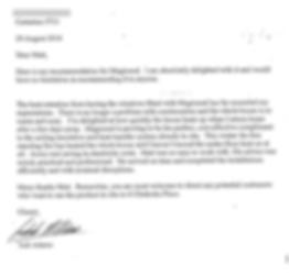 Matt Ticehurst Building and MagicSeal Limited - Testimonials