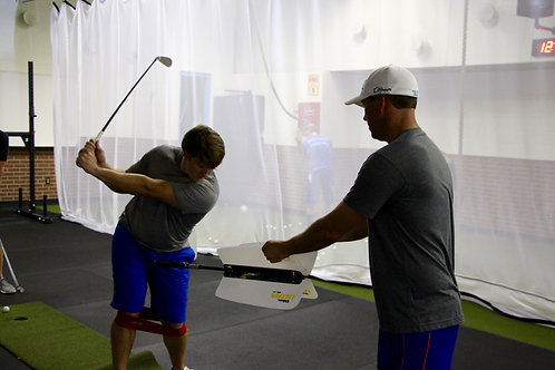 Junior TPI Golf Screen/Training Plan