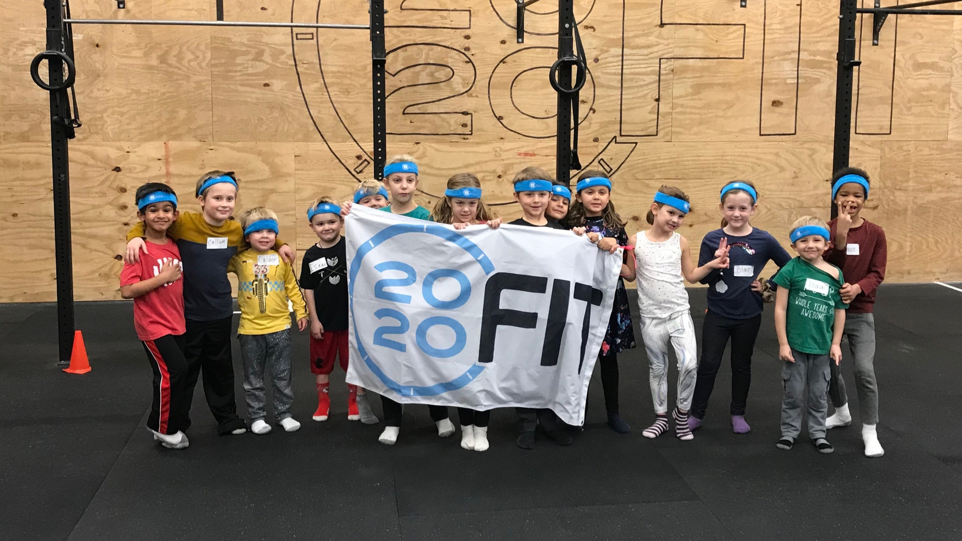 2020FIT Birthday Party