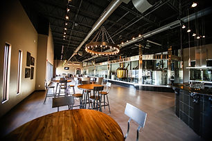 The Stable Event Space - Union Horse Distilling Co.