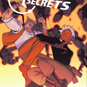 SEVEN SECRETS, ISSUE #1
