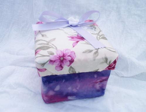 Small memory box white purple flowers small memory box white purple flowers mightylinksfo