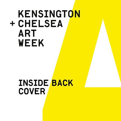 Inside Back Cover Ad