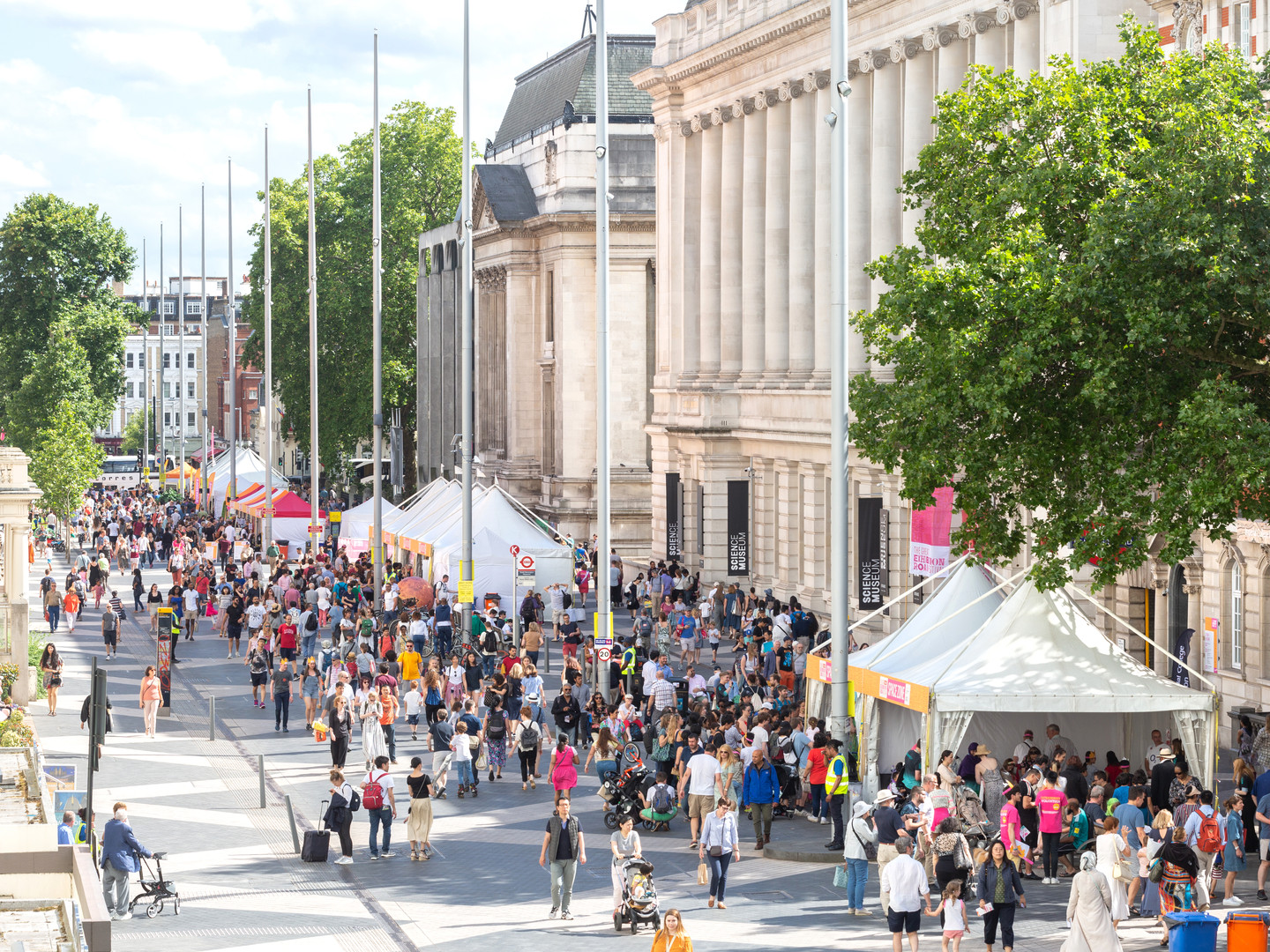 EXHIBITION ROAD STREET FESTIVAL
