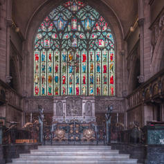 CHELSEA HISTORIC CHURCHES BY SARA FARRUGIA