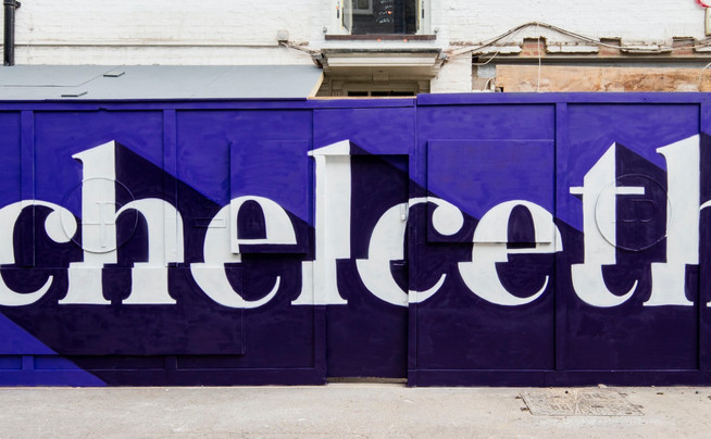 CHELCETH BY NEBOE | 122 PAVILION ROAD