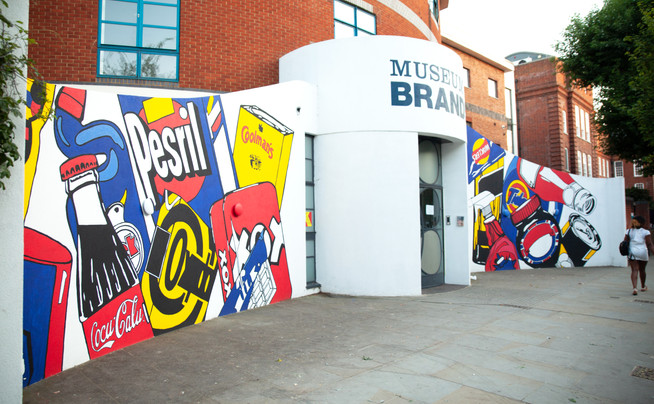 MUSEUM OF BRANDS BY SEAN STEED