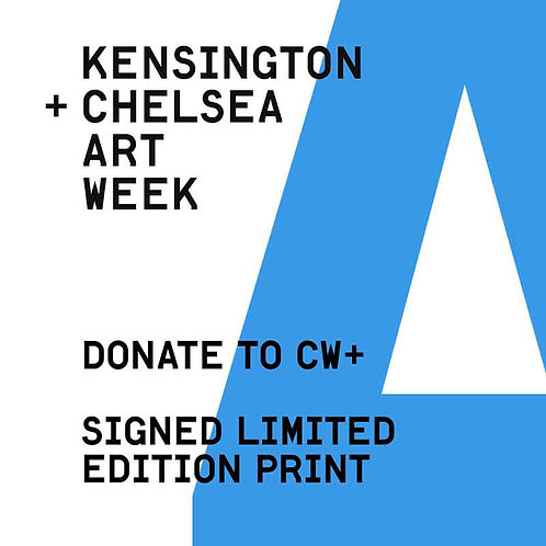 Donate to CW+ | Signed Print